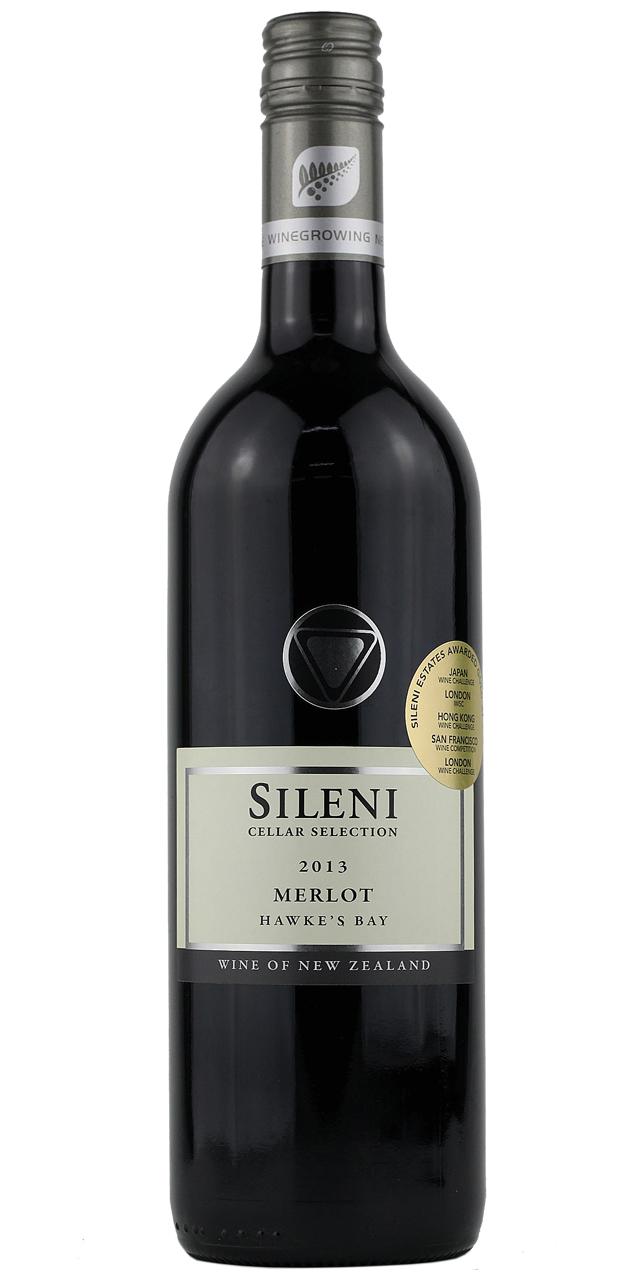 Kết quả hình ảnh cho vang new zealand sileni merlot